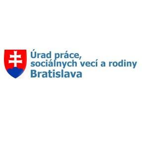 Úrad práce sociálnych vecí a rodiny Bratislava